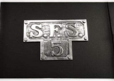SFS foglio 12 neg. 99a (24x36 b/n) anni 70/90