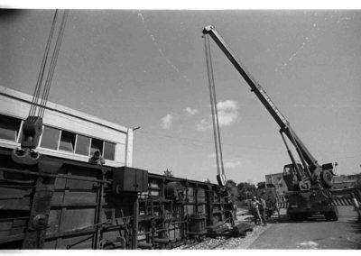 SFS foglio 8 neg. 15 (24x36 b/n) anni 70/90