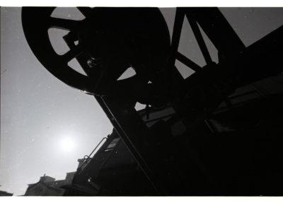 SFS foglio 8 neg. 46 (24x36 b/n) anni 70/90