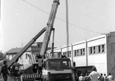 SFS foglio 8bis neg. 38a (24x36 b/n) anni 70/90