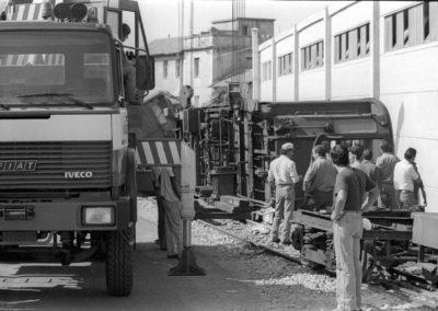 SFS foglio 8bis neg. 39a (24x36 b/n) anni 70/90